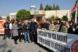 ercan havlimanı u0027ndan 13 kişi işten durduruldu haber kıbrıs
