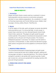 sample report format 5 project report sample cook resume project report sample project report format example 130714 png caption