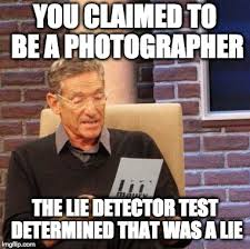 Photography Meme - when your photographer doesn t even have photoshop imgflip