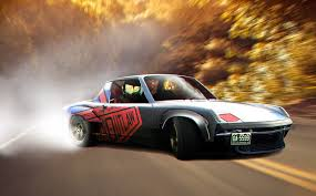 porsche 914 outlaw porsche 914 urban outlaw drift by creepylord on deviantart