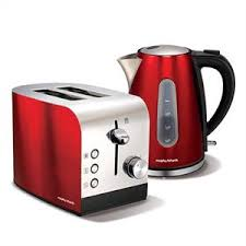 Morphy Richards Accents Red 4 Slice Toaster Matching Kettles U0026 Toasters By Morphy Richards Australia