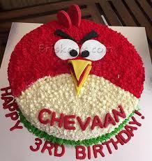 angry bird birthday cake u2013 briskarts