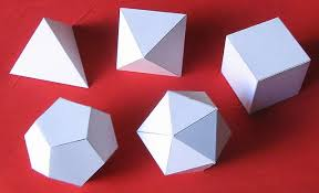 platonic solid 正多面体 ellipticplatonic solids 第7页 点力图库