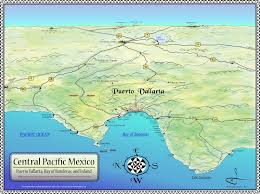 Punta Mita Mexico Map by Mapa Jeff Cartography About