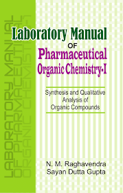 laboratory manual of pharmaceutical organic chemistry i pdf