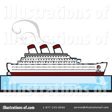 cruise ship clipart 60183 illustration by xunantunich