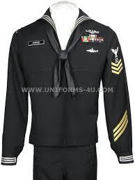 us navy enlisted dress blue crackerjack