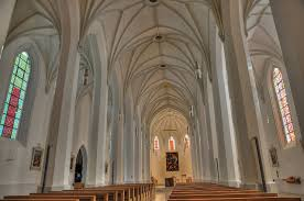 architektur rosenheim stadtpfarrkirche st nikolaus rosenheim wikiwand