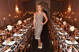 charlotte olympia u0027s london fashion week dinner vogue