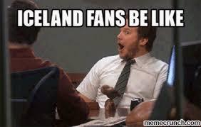 Iceland Meme - soccer