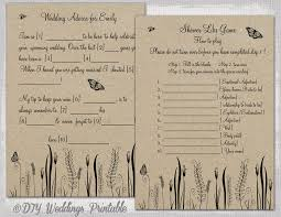 bridal mad libs mad libs wedding template 28 images 17 best ideas about