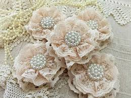 shabby flowers best 25 shabby chic headbands ideas on lace flowers