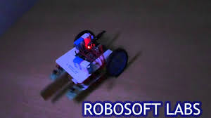 Seeking Robot Light Seeking Robot Using Microcontroller Do It Yourself Project