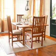 Mission Dining Room Table Grand Mission Dining Room Chair Cherry Real Solid Wood