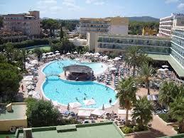 view of pool picture of aluasoul ibiza santa eulalia del rio