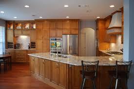 transitional kitchen design by vivienne