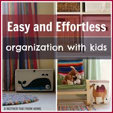 kids organization easy organization for homes with kids that u0027s effortless