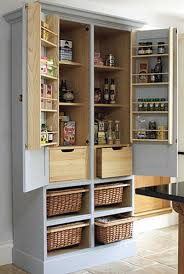 Kitchen Cupboard Organizers Ideas Pantry Cabinet Pantry Cabinet Organizers With Three Basic Types