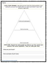 food pyramid facts worksheets u0026 key information for kids