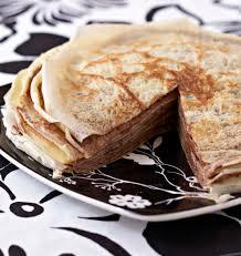 cuisine mousse au chocolat gâteau de crêpes à la mousse au chocolat les meilleures recettes