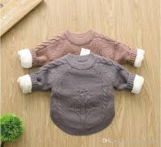baby boy sweater brand autumn winter children sweaters knitwear infant baby