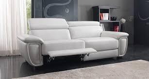 canapé relax electrique 3 places canapé cuir relax electrique intérieur déco
