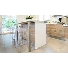 meuble cuisine 110 cm pied de meuble cuisine pied de plan de travail cylindrique racglable