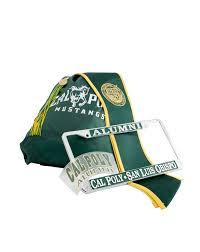 san diego state alumni license plate frame cal poly alumni calpolyalumni