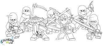 ninja ninjago coloring pages coloring page blog