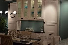 attractive dining room hutch design