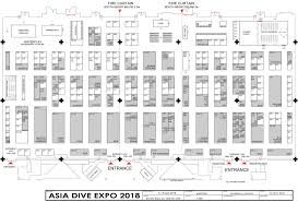 floor plan adex singapore 2018