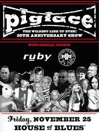 black friday magazine pigface announces black friday reunion show regen magazine