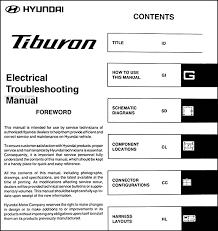2004 hyundai tiburon stereo wiring diagram hyundai wiring