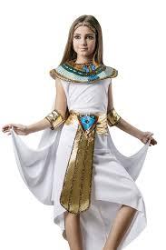 kids girls cleopatra halloween costume egyptian princ free