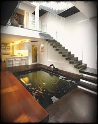 Indoor Pond by Modern Koi Pond Tiny Yard With Koi Pond Patio Found On Zillow