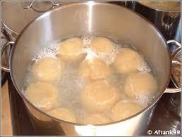 recette de cuisine allemande recette bavaroise de knödels quenelles de souabe