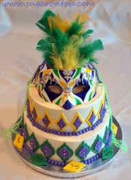 mardi gra cake mardi gras cake cakecentral