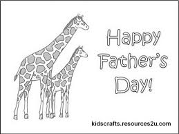 printable fathers day cards for emperor 568284 coloring pages