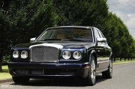 2000 bentley arnage bentley arnage blue train series