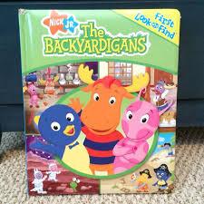 backyardigans board book sale