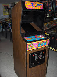 Ms Pacman Cabinet Silverball Mania Ms Pacman Cabaret