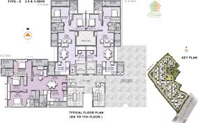 650 sq ft 1 bhk 1t apartment for sale in olympia group grande 6 26