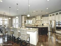 kitchen with 2 islands kitchens 2 islands beautiful