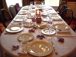 45 best christmas table settings decorations and centerpiece ideas
