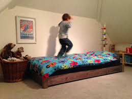 Low Waste Platform Bed Plans by Best 25 Low Platform Bed Ideas On Pinterest Low Bed Frame Low