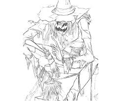 14 pics scarecrow lego batman coloring pages lego batman