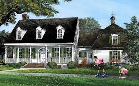 gambrel home plans gambrel roof house plan with 4 or 5 bedsedrooms 32649wp