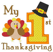 my 1st thanksgiving thanksgiving machine embroidery design thanksgiving applique