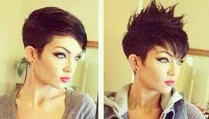 Kurzhaarfrisuren F Dunkle Haare by Frisuren Für Mädchen Kurze Haare Kurze Frisuren 2015 2016