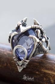 Elvish Home Decor Elvish Ring Sterling Silver Elvish Ring Elvish Jewellery